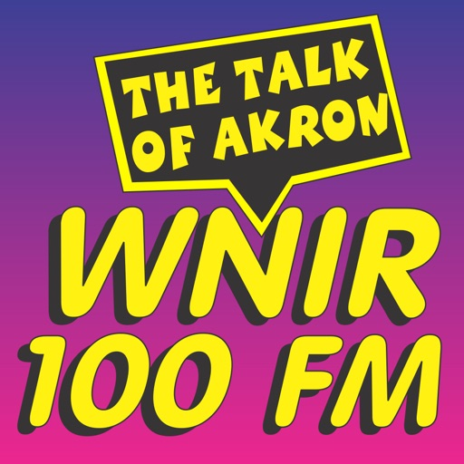 WNIR 100 FM-The Talk of Akron iOS App