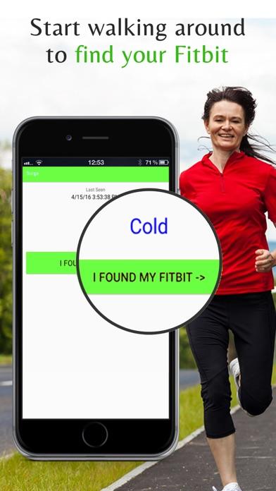 Find My Fitbit - Fast Finder app image