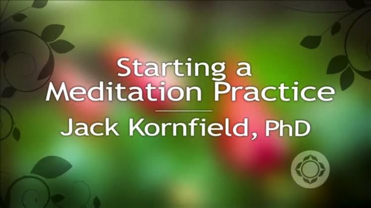 The Inner Art of Meditation - Jack Kornfield screenshot-3
