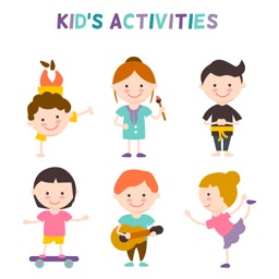 Girl & Boy Activity Stickers