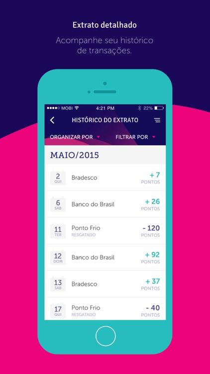 Livelo-Programa de Fidelidade screenshot-3