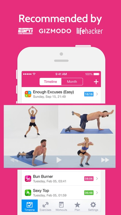 Instant Butt: Workout Trainer
