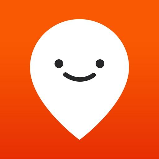 Moovit: Bus, Train & Subway application logo