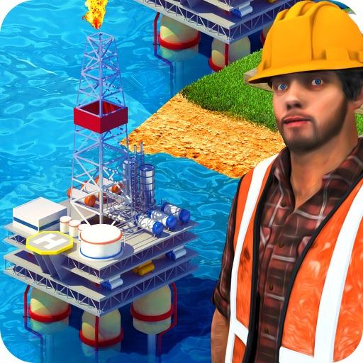 нефть добыча завод строить