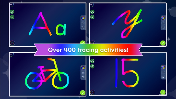 Magic Rainbow Traceables® screenshot-1