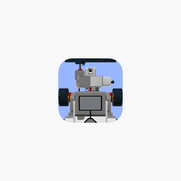 Fix EV3 Rover on the App Store