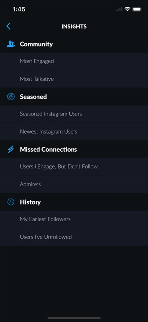 Followers for Instagram Spy on the App Store