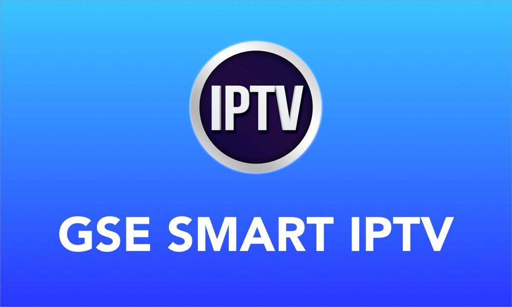 GSE SMART IPTV APPLE TV