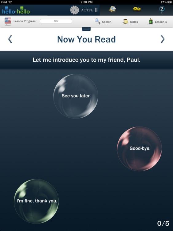 Learn English with Hello-Hello screenshot-3