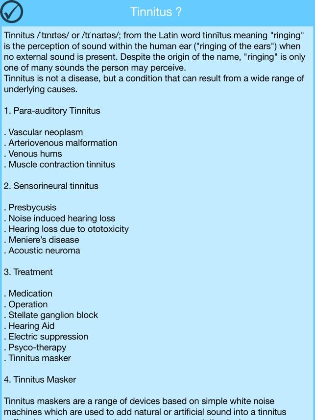 Tinnitus Breaker (Masker)