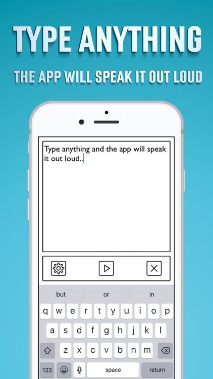 Text to Speech App screenshot-8