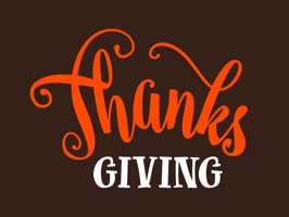 Thanksgiving Party & Wish App