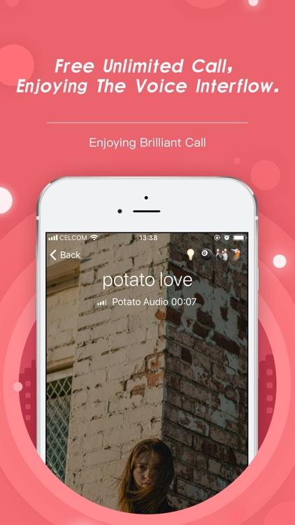 Potato Chat