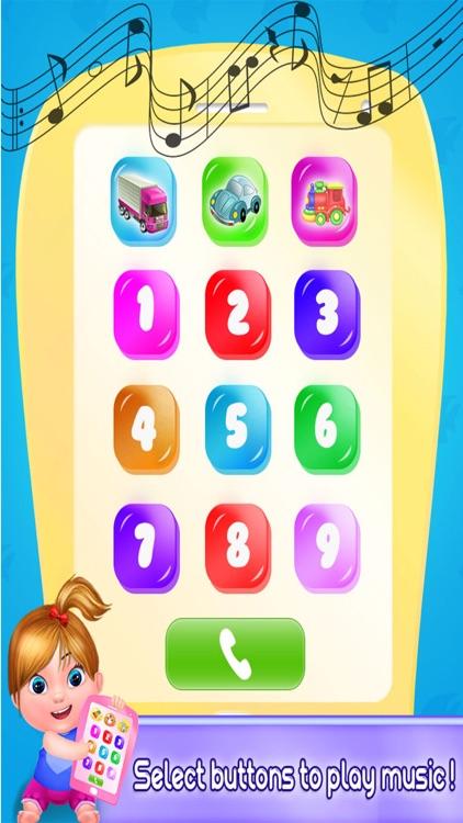 Baby Toys Phone Toddler Fun