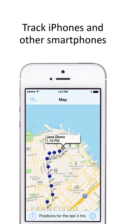 GPS Phone Tracker:GPS Tracking screenshot-3