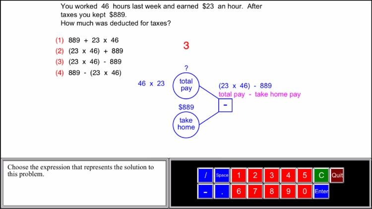 5th Grade Math - Math Galaxy screenshot-8
