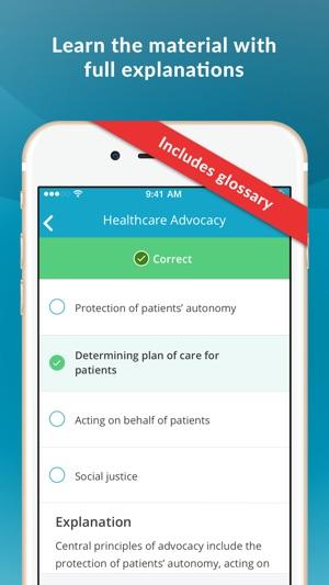 Cnl clinical nurse leader qa on the app store malvernweather Choice Image