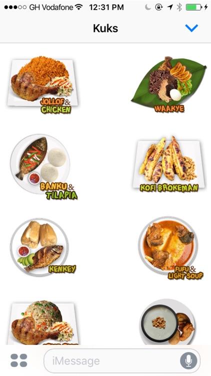 Food Stickers Lite
