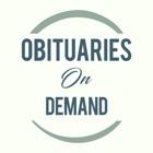Obituaries on Demand icon