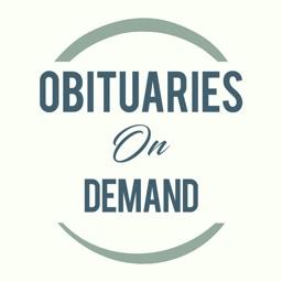 Obituaries on Demand