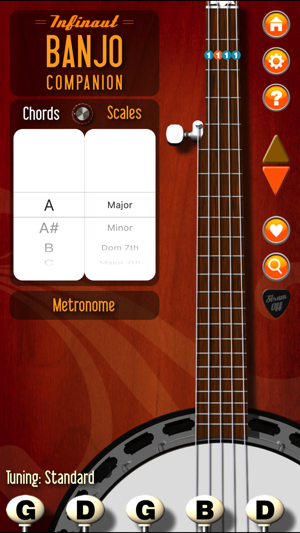free banjo apps for iphone