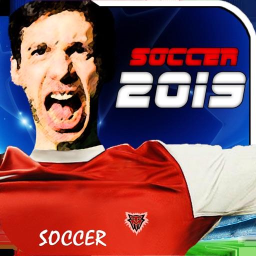 Играть футбольный матч Real Soccer 2017- Звезды ми