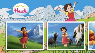 Puzzel Heidi screenshot 6
