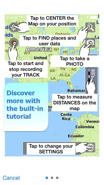 Aqua Map US - Nautical GPS screenshot-6