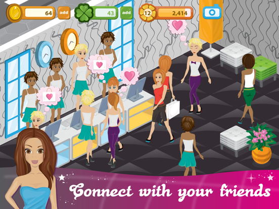 Fashion City - World of Fashion screenshot