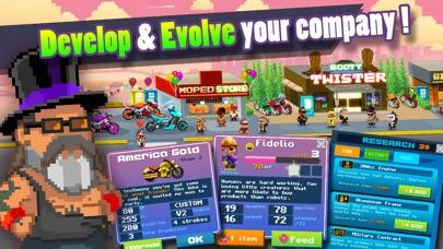 Motor World: Bike Factory app image