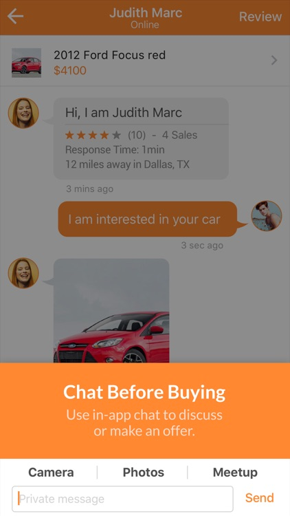 5miles: Buy and Sell Locally screenshot-3