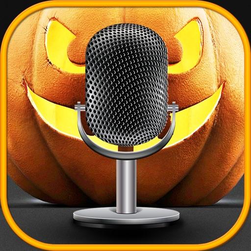 Halloween Voice Changer HQ iOS App