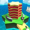 炮塔射击大战-3D打方块小游戏