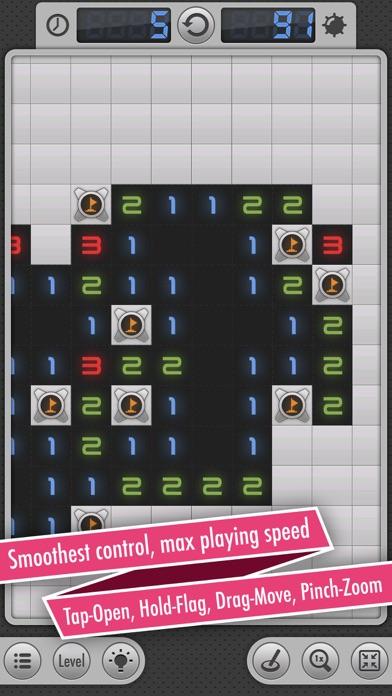 Sweepy Mines PRO (Сапёр игра) Скриншоты4