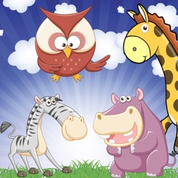 Zoo Games for Toddlers & Kid