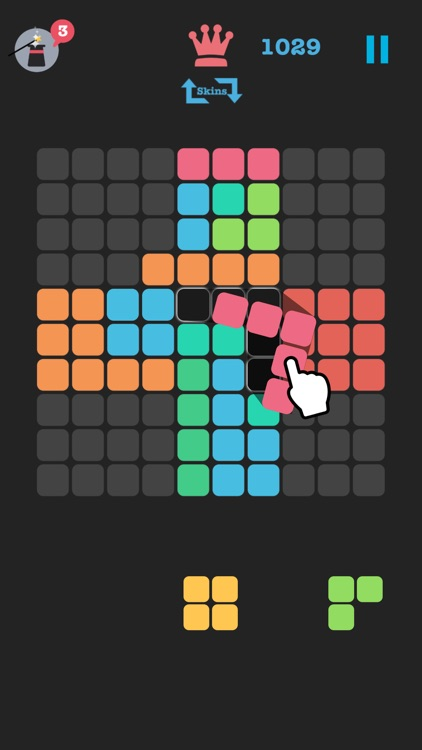 Fill The Blocks - Puzzle Game