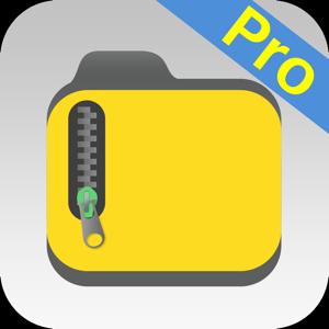 iZip Pro for iPhone app
