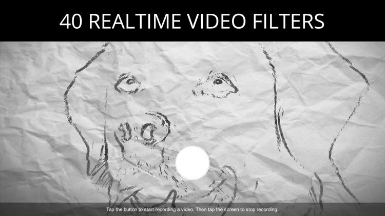 AR Camera Realtime FX Filters