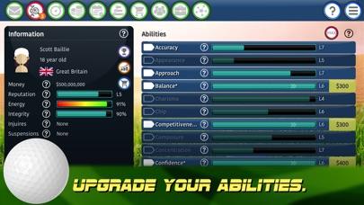 Golf Superstar screenshot 3