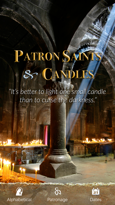 Patron Saints And Candles review screenshots