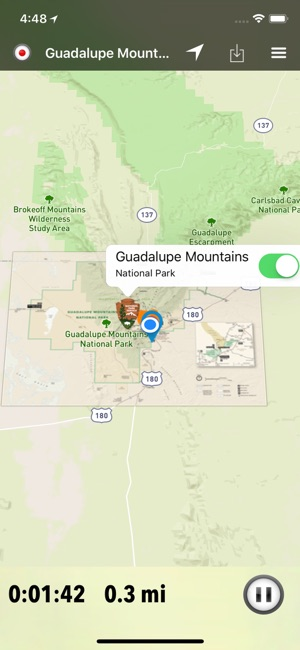 National Parks In New Mexico Map.New Mexico Pocket Maps On The App Store