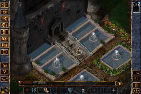 Baldur's Gate - náhled
