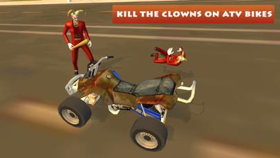 Clown Attacks Halloween screenshot one
