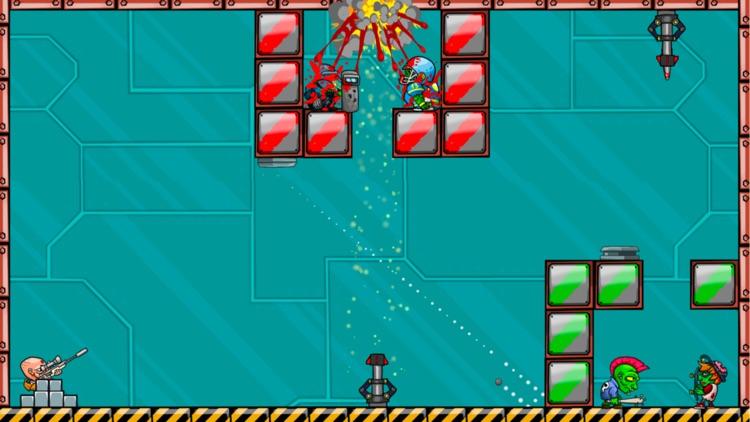 Zombie sniper - Resurrection screenshot-5
