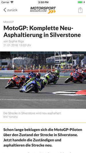 Motorsport Magazin Im App Store