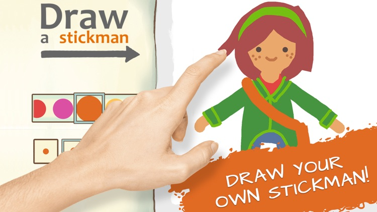 Draw a Stickman: EPIC 2 Pro screenshot-1