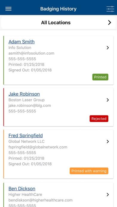 Vendormate Credentialing review screenshots