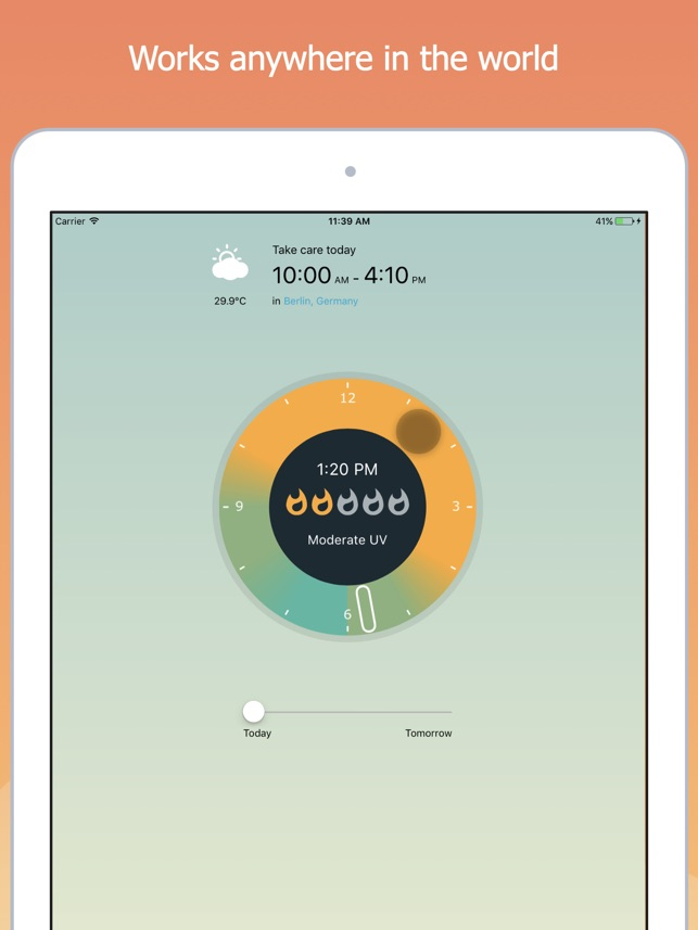 023acffba2e  UVLens - UV Index on the App Store