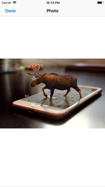 Moose Sticker Pack screenshot-3