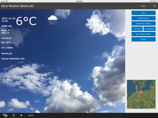 More Weather screenshot 6